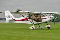 G-CGJI @ EGBK - 2009 Best Off SKYRANGER NINJA 912S, c/n: BMA/HB/582 based at Sywell