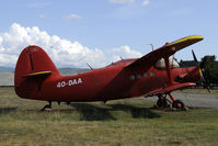 4O-DAA @ LYPO - Di Air operates a single An-2 - by Joop de Groot