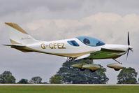 G-CFEZ @ EGBK - Czech Aircraft Works Sportcruiser, c/n: PFA 338-14675 at 2010 LAA National Rally