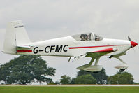 G-CFMC @ EGBK - VANS RV-9A 