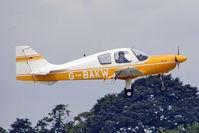 G-BAKW @ EGBK - 1970 Beagle Aircraft Ltd BEAGLE B121 SERIES 2, c/n: B121-175 Pup at 2010 LAa National Rally