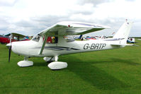 G-BRTP @ EGBK - 1979 Cessna CESSNA 152, c/n: 152-81275 at 2010 LAA National Rally
