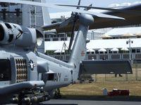 166563 @ EGLF - Sikorsky MH-60R Seahawk of the US Navy at 2010 Farnborough International