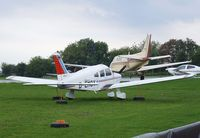 D-EMOY @ EDBM - Piper PA-28-161 Warrior II at the 2010 Air Magdeburg - by Ingo Warnecke