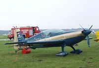 D-EAZG @ EDBM - Extra EA.200 at the 2010 Air Magdeburg - by Ingo Warnecke