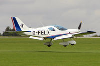 G-FELX @ EGBK - CZAW SPORTCRUISER 