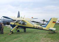 D-EWHN @ EDBM - Panstwowe Zaklady Lotnicze PZL-104 WILGA 35 at the 2010 Air Magdeburg - by Ingo Warnecke