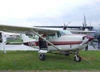 D-EPMS @ EDBM - Cessna 206H Stationair at the 2010 Air Magdeburg - by Ingo Warnecke