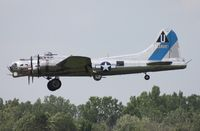 N9323Z @ YIP - Sentimental Journey