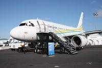 9H-AFL @ ORL - Comlux A318