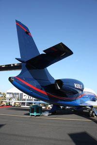 N30LF @ ORL - Falcon 2000EX