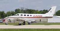 C-FZOH @ KOSH - EAA AIRVENTURE 2010 - by Todd Royer