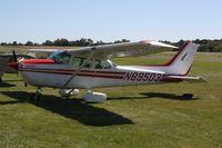 N89503 @ MGG - 1983 Cessna 172P, c/n: 17276007 - by Timothy Aanerud