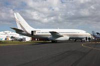 N500VP @ ORL - Private 737-200