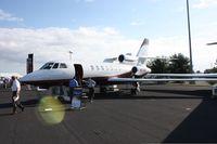 N731DD @ ORL - Falcon 50
