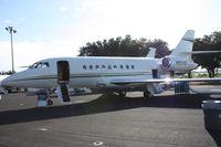 N934ST @ ORL - Falcon 2000EX