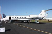 N5115 @ ORL - Gulfstream 350