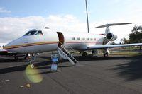 VP-BSN @ ORL - Gulfstream V