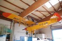 D-EJIM @ EDVY - @ Hangar Porta Westfalica - by ghans