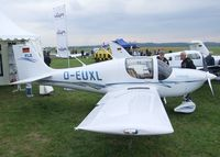 D-EUXL @ EDBM - Liberty XL-2 at the 2010 Air Magdeburg - by Ingo Warnecke