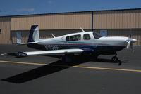 N1026F @ KTFP - N1026F in front of its hangar in Portland texas - by Daniel Horne