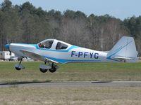F-PFYC @ LFCS - au take off to Ribérac - by Jean Goubet/FRENCHSKY