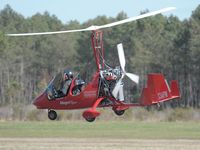 33AFW @ LFCS - Magni Gyro M-16 Tandem Trainer