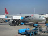 N803NW @ EHAM - Preparing for departure - by Henk Geerlings