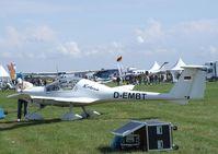 D-EMBT @ EDBM - HOAC DV-20 Katana at the 2010 Air Magdeburg - by Ingo Warnecke