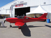 N88SX @ KRTS - 2007 Gonsoulin Patrick E LANCAIR LEGACY @ 2009 Reno Air Races - by Steve Nation