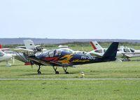 PH-3D8 @ EDBM - Kappa KP-2UR Sova at the 2010 Air Magdeburg - by Ingo Warnecke