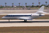 CS-DLH @ MLA - Netjets Dassault Falcon 2000 - by Thomas Ramgraber-VAP