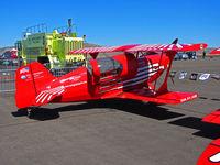 N106BD @ KRTS - Red Eagle Airshows 2003 Roetman Ryland K Jr EAGLE @ 2009 Reno Air Races  - by Steve Nation