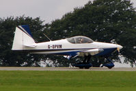 G-OPVM @ EGBK - 2005 Mather P VANS RV-9A, c/n: PFA 320-14351 at 2010 LAA National Rally