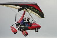 G-CDVZ @ EGBK - 2006 P And M Aviation Ltd QUIK GT450, c/n: 8151 at 2010 LAA National Rally