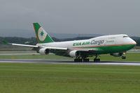 B-16402 @ VIE - Eva Air Boeing 747-400 - by Thomas Ramgraber-VAP