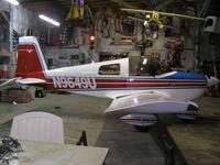 N9649U @ 58J - Grumman AA-1C - by MB