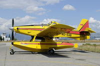 4O-EAB @ LYPG - The AT-802 Fire Boss is used by the Montenegro government to extinguise bush fires. - by Joop de Groot