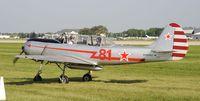 N152RS @ KOSH - EAA AIRVENTURE 2010