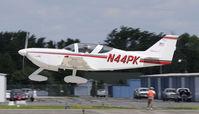 N44PK @ KOSH - EAA AIRVENTURE 2010
