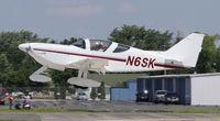 N6SK @ KOSH - EAA AIRVENTURE 2010
