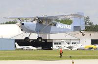 N134MA @ KOSH - EAA AIRVENTURE 2010