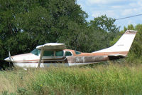 N78KW @ GTU - At Georgetown Municipal Airport, TX - by Zane Adams