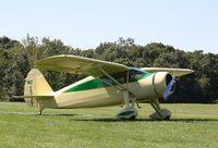 N19177 @ IA27 - Fairchild 24 J - by Mark Pasqualino