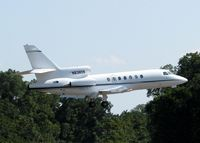 N838DB @ DTN - Landing at Shreveport's Downtown Airport. - by paulp