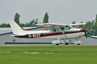 G-BIZF @ EGBK - 1981 Reims Aviation Sa REIMS CESSNA F172P, c/n: 2070 at 2010 LAa National Rally