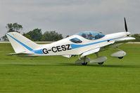 G-CESZ @ EGBK - Czech Aircraft Works Sportcruiser Sportcruiser, c/n: 03 at 2010 LAA National Rally