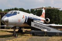 DDR-SCH @ EDAV - Air Museum Finowfurt, airport Finow (EDAV) - by Tomas Milosch