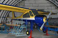 DM-WHC @ EDAV - Air Museum Finowfurt, airport Finow (EDAV) near Berlin - by Tomas Milosch
