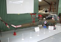 XL811 - Saunders Roe Skeeter AOP Mk12 at the Helicopter Museum, Weston-super-Mare - by Ingo Warnecke